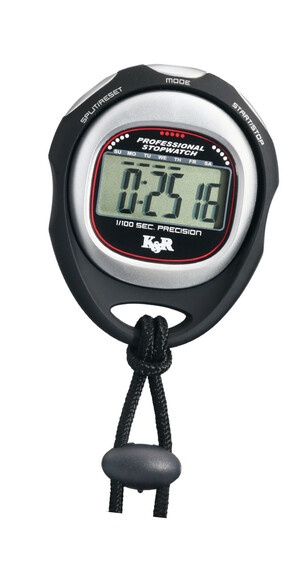 K&R digitale Profi-Stopwatch Athletik